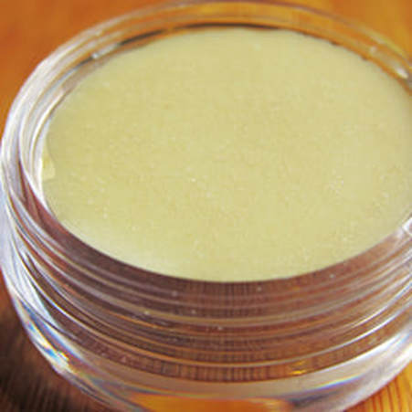Coconut and Beeswax Lip Balm